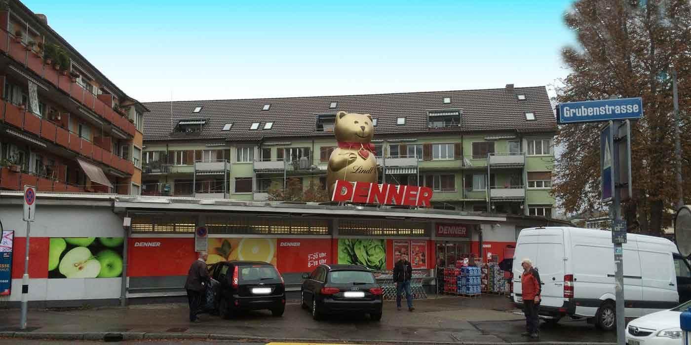 DENNER, CH-8045 Zürich